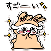 USAGURUMI sticker sticker #4893881