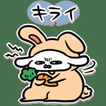 USAGURUMI sticker sticker #4893887