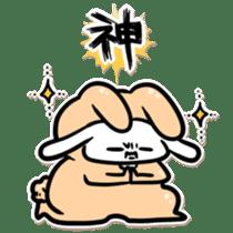 USAGURUMI sticker sticker #4893894