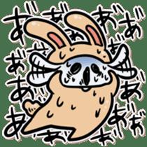 USAGURUMI sticker sticker #4893895