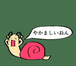 West Snail sticker #4894279