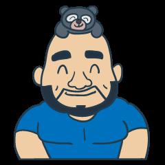 Mr Bear Head
