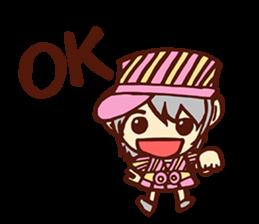 Yokai Madodo Sticker sticker #4897418