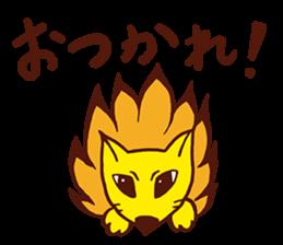 Yokai Madodo Sticker sticker #4897422