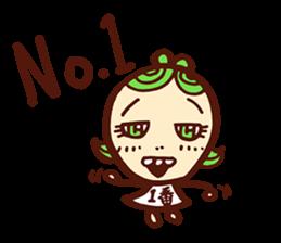 Yokai Madodo Sticker sticker #4897423