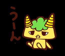 Yokai Madodo Sticker sticker #4897429
