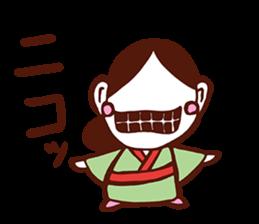 Yokai Madodo Sticker sticker #4897432