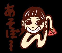 Yokai Madodo Sticker sticker #4897437