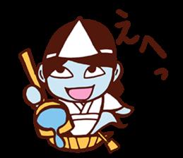 Yokai Madodo Sticker sticker #4897439