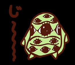 Yokai Madodo Sticker sticker #4897440