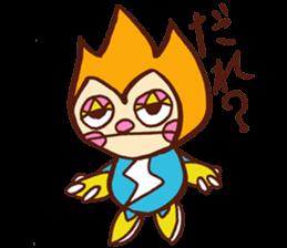 Yokai Madodo Sticker sticker #4897455