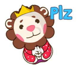 Azirian King sticker #4899300