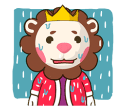 Azirian King sticker #4899324