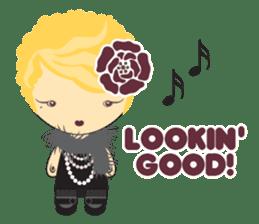Harajuku Lovers sticker #4910919