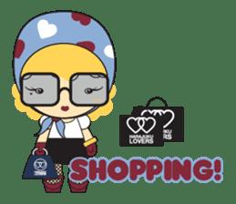 Harajuku Lovers sticker #4910932