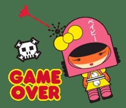 Harajuku Lovers sticker #4910940