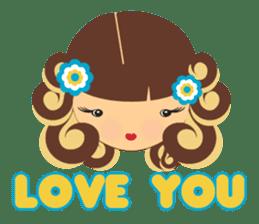Harajuku Lovers sticker #4910943