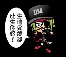 Diamond Pirate-part 2 sticker #4912231