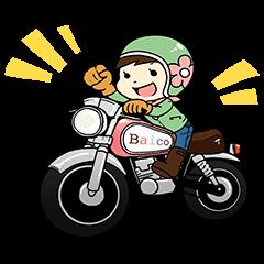 Rider Baico