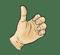 Kung-fu Master And Apprentice sticker #4928037