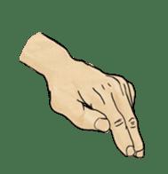 Kung-fu Master And Apprentice sticker #4928038