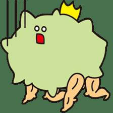 macho vegetables&fruit sticker #4936419