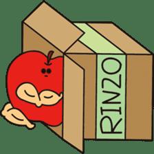 macho vegetables&fruit sticker #4936443