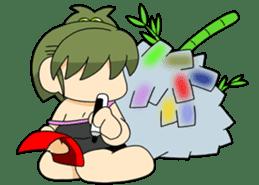 Interesting Sticker 02 Gee-kun soft sticker #4943680