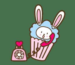 Cupcake and Chocchip sticker #4944247