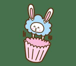 Cupcake and Chocchip sticker #4944249