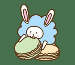 Cupcake and Chocchip sticker #4944250