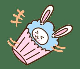 Cupcake and Chocchip sticker #4944251