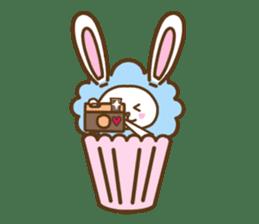 Cupcake and Chocchip sticker #4944253