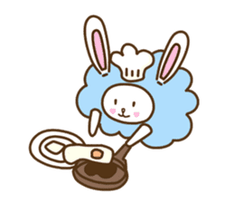 Cupcake and Chocchip sticker #4944255