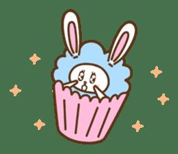 Cupcake and Chocchip sticker #4944257