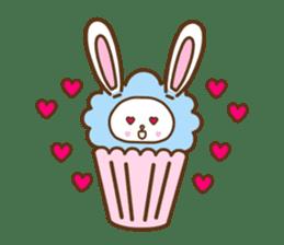 Cupcake and Chocchip sticker #4944264