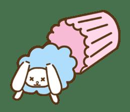 Cupcake and Chocchip sticker #4944271