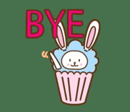 Cupcake and Chocchip sticker #4944285