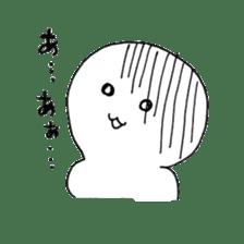 MARU MARU CHAN sticker #4944613