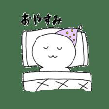 MARU MARU CHAN sticker #4944616