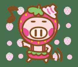 Loose pig4 ENG/season sticker #4946336