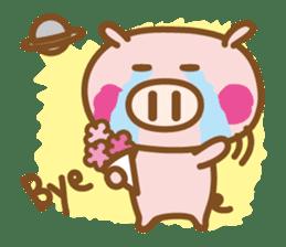 Loose pig4 ENG/season sticker #4946337