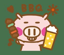 Loose pig4 ENG/season sticker #4946344