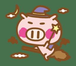Loose pig4 ENG/season sticker #4946351