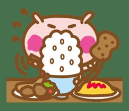 Loose pig4 ENG/season sticker #4946354