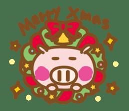 Loose pig4 ENG/season sticker #4946358