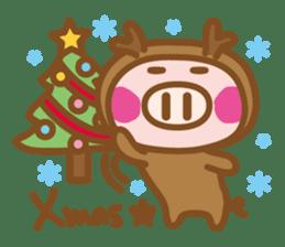 Loose pig4 ENG/season sticker #4946360
