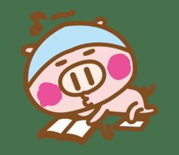 Loose pig4 ENG/season sticker #4946362
