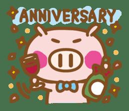 Loose pig4 ENG/season sticker #4946365