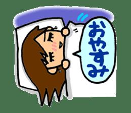 SAKURA YOKOMINE LOVE GOLF sticker #4947226